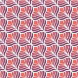 Modèle d'art déco de vecteur Fond abstrait sans joint Texture géométrique de style de cru illustration libre de droits