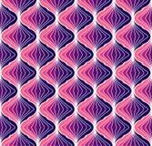 Modèle d'art déco de vecteur Fond abstrait sans joint Texture géométrique de style de cru illustration de vecteur