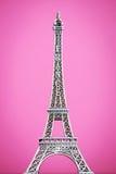 Modèle d'Eiffel Photographie stock libre de droits