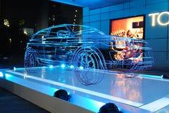 Modèle d'evoque de Range Rover image libre de droits