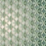 Modèle 3d floral Fleurs abstraites avec des ombres Texture élégante, fond de vecteur Conception à la mode colorée pour la copie Photos stock