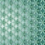 Modèle 3d floral Fleurs abstraites avec des ombres Texture élégante, fond de vecteur Conception à la mode colorée pour la copie Images stock