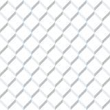 Modèle 3d géométrique sans couture illustration libre de droits
