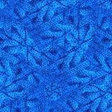 Modèle d'imagination des tresses et des tresses tricotées photo libre de droits