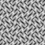 Modèle d'ondulation monochrome sans couture de conception Photographie stock libre de droits