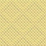 Modèle d'or sans couture Photographie stock libre de droits