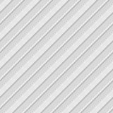 Modèle 3d sans couture blanc géométrique abstrait illustration libre de droits