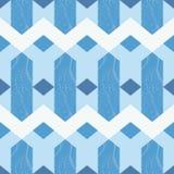 Modèle 3d sans couture géométrique Photos libres de droits