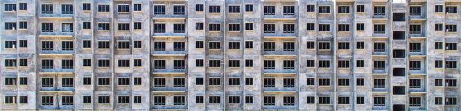 Modèle de bâtiment Images stock