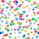 Modèle de ballons Images libres de droits