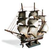 modèle de bateau Photographie stock