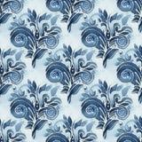 Modèle de batik Photo libre de droits