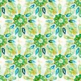 Modèle de batik Image libre de droits