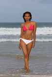 Modèle de bikini Photo stock