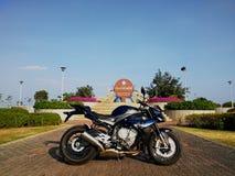 Modèle de BMW S1000R 2015 Image stock