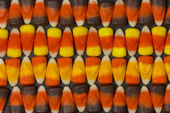 Modèle de bonbons au maïs Photographie stock libre de droits