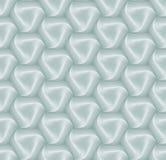 Modèle de brique de tuile d'hexagone du vecteur 3d pour la décoration et la tuile de conception illustration libre de droits