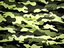 Modèle de camouflage Photo libre de droits