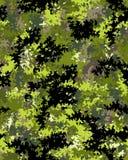 Modèle de camouflage de Digital Photo libre de droits