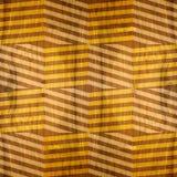 Modèle de chevron de zigzag - fond sans couture - surface en bois Photographie stock libre de droits