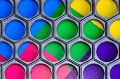 Modèle de couleur Image libre de droits