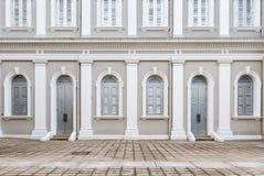Modèle de façade Photo libre de droits