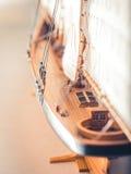 Modèle de FireShip Photos libres de droits