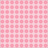 Modèle de fleur élégant illustration stock