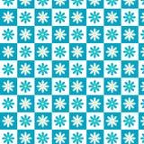 Modèle de fleur, fond d'illustration de vecteur Photos libres de droits