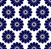 Modèle de fleur de porcelaine illustration libre de droits