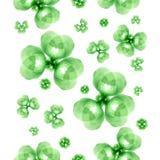 Modèle de fleurs abstrait 2 Photo libre de droits