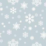 Modèle 3 de flocon de neige Photographie stock libre de droits