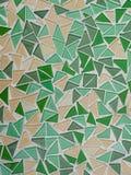 Modèle de fond de tuiles de mosaïque Photos stock
