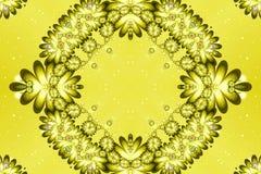 Modèle de fractale Illustration Photos stock