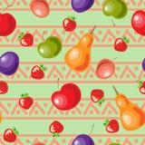 Modèle de fruit Images libres de droits
