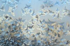 Modèle de glace Photos libres de droits