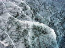 Modèle de glace Image stock
