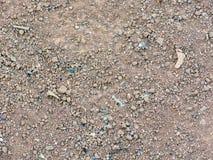 Modèle de Grey Soil Photographie stock libre de droits