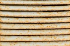 Modèle de gril de ventilation Images libres de droits