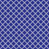 Modèle de grille sans couture Photos libres de droits