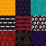 Modèle de Halloween Images libres de droits