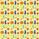 Modèle de légumes de vecteur illustration de vecteur