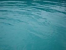 Modèle de l'eau de piscine Images libres de droits