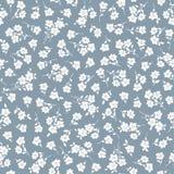 Modèle de la petite fleur, illustration stock