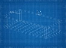 Modèle de la piscine 3D