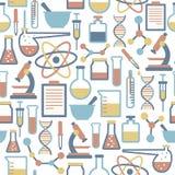 Modèle de la Science Image stock