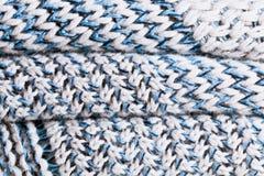 Modèle de laine photo stock