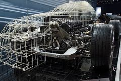 Modèle de Lexus Photo stock