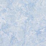 Modèle de marbre abstrait extérieur de plan rapproché au fond de marbre bleu de texture de mur en pierre Photographie stock