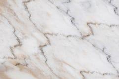 Modèle de marbre abstrait extérieur de plan rapproché au fond en pierre de marbre brun de texture de plancher Images stock